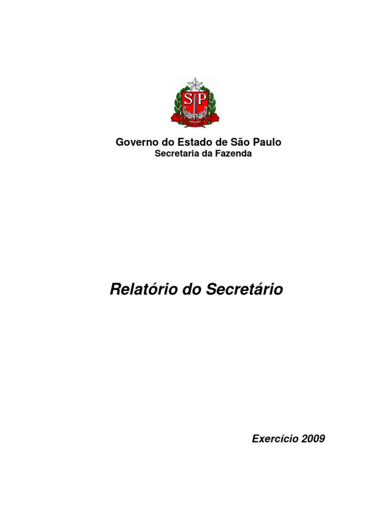 Situacao Economico Financeira Do Estado 2009 6c26257e49