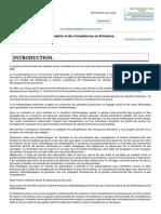 Memoire Online - La Gestion Previsionnelle des emplois et des Compétences en Entreprise - Moindjié Mlimi HASSANI