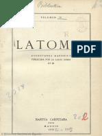 Latomia Nº4 (Madrid-1934)(274p).pdf