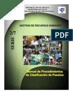 Manual Proc Calsificacion