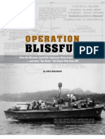 Operation Blissful - Prologue - Fall 2010