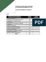 Barema Das Qualificações 2018.2 - FTC