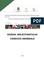 Ghidul Solicitantului - 2009 - Conditii Generale_85_98