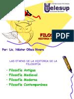 FILOSOFÍA-SEGUNDA UNIDAD-HISTORIA Y DESARROLLO