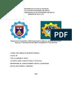 Seguridad e Higiene Minera Jose Carlos