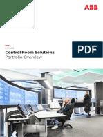 3BSE093368 en a Control Room Solutions Portfolio Overview