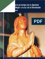 Virgen María prototipo de la dignidad