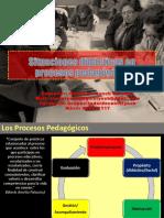 6) Procesos Pedagógicos - Humberto Lynch