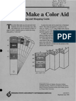 How to make color aid