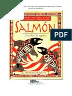 Kenneth Meadows - Sabiduría ancestral de los nativos norteamericanos, Salmón (facsímil)