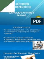 Ejercicios Activos y Pasivos