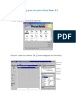 Interfaz Grafico de Visual Basic 6.0