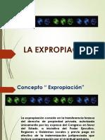 EXPROPIACION EXPONER