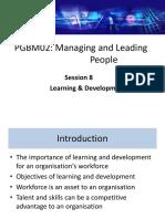 Session 8 Learning & Development-revised