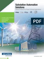 Substation Automation Leaflet