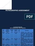 Petro Assessment