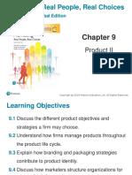 Topic 9 Product II