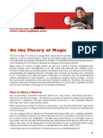 On-the-Theory-of-Magic.pdf