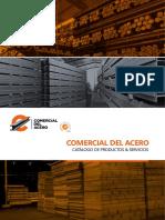 Comasa Comercial Del Acero Peru Catalogo de Productos