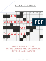 Marcel Danesi - An Anthropology of Puzzles_ The Role of Puzzles in the Origins and Evolution of Mind and Culture-Bloomsbury Academic (2018).pdf