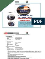 Plan de Tutoría Primero a Quinto Grado 2018