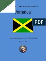 Peace Corps Jamaica Welcome Book  |  September 2010