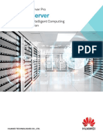 Huawei FusionServer Pro V5 Rack Server Data Sheet