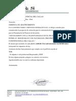 Cotizacion Colon Rnp p & s Constructores y Servicios Generales