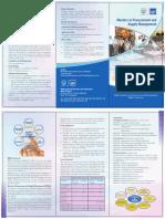 Bracu MPSM Brochure