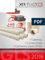 Catalogo Productos Cpvc 2018