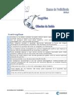 Exame de proficiência de língua estrangeira da UFRN