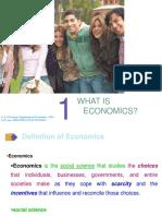Co1 Ch1 Lec1 ECN 3010 What is Economics NAM Naseem