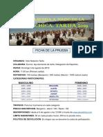 Ficha Tecnica Travesia Tarifa
