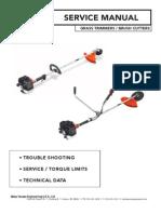 Tanaka TBC Service Manual