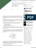 Pengertian Sudut Azimuth, Jurusan, Koordinat Poligon _ Ilmu Teknik Sipil Indonesia