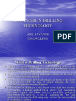 Advances in Drilling Technology