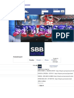 Sbb Sport Live Streaming