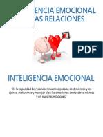 Inteligencia Emocional en Las Relaciones