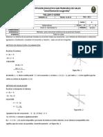 Metodos de Resolucion de Ecuaciones
