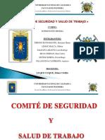 Comité de Seguridad y Salud en El Trabajo, Informe de Investigación de Accidentes