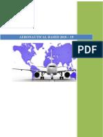 Latest Aeronautical Based Projects