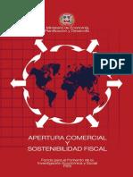 Libro Apertura Fiscal