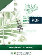 Herbarios Do Brasil