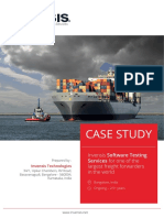 Case Study - Cover Page