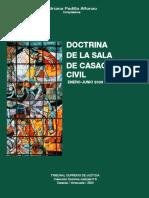 Análisis jurisprudencial de la Sala de Casación Civil