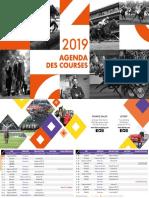 Calendrier Des Courses Hippiques 2019