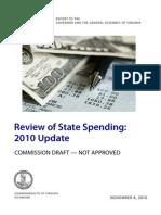 Virginia State Spending