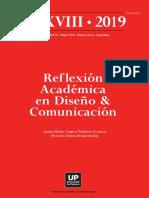 Reflexión Académica en Diseño & Comunicación