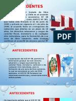 PPT TLC PERU CHILE.odp