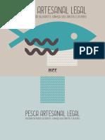 Cartilha Pesca Legal Publicação Biblioteca Digital